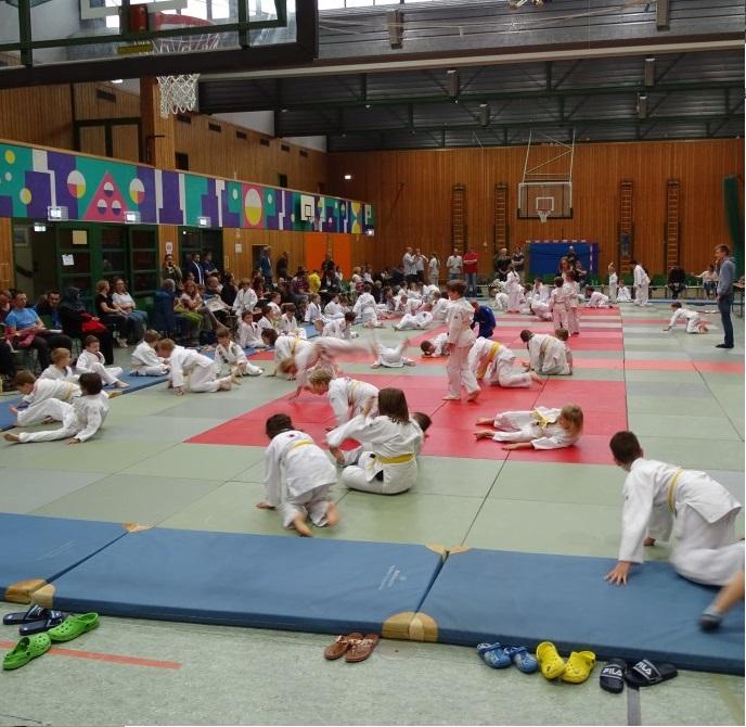 Weiß-gelb-gurt Turnier 2016